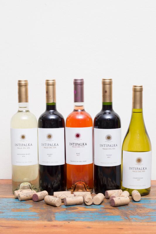 Intipalka vinos